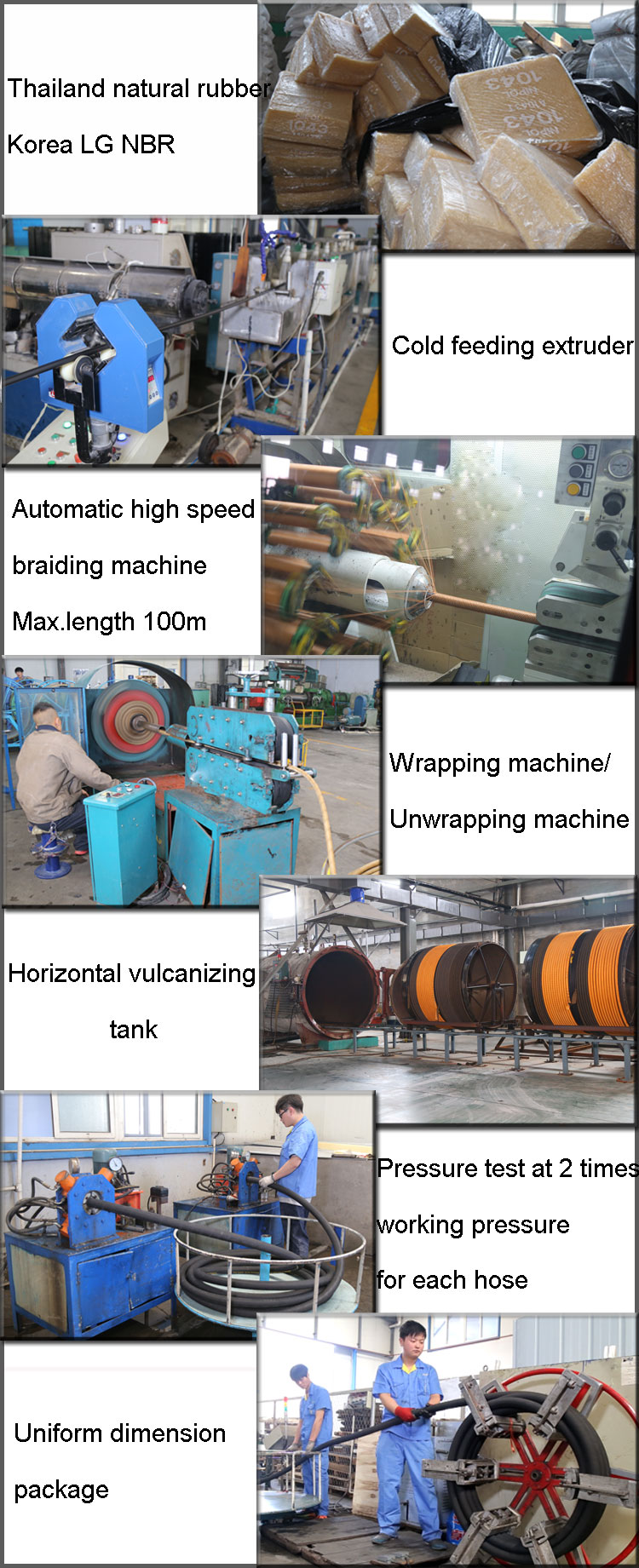 compressor-air-hose-production